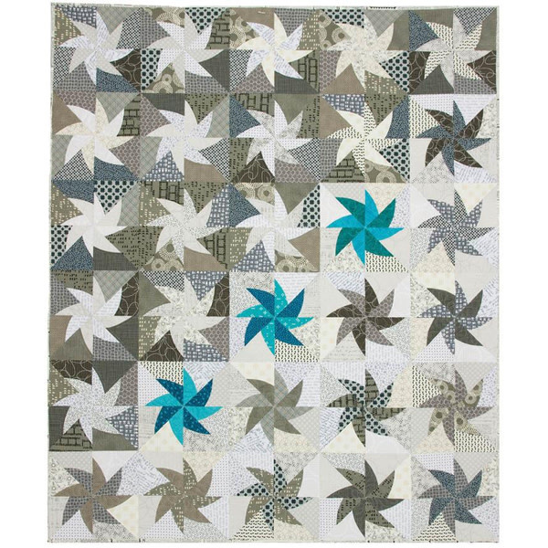Sew Kind Of Wonderful Chic Sisters (60x72 inch) - QCR Patroon