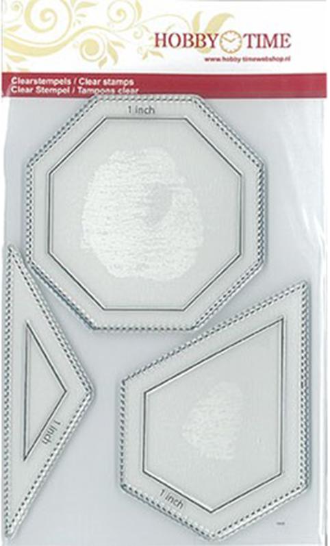 "1"" Octagon, 1"" Jewel and 1"" Corner - CRP0040"