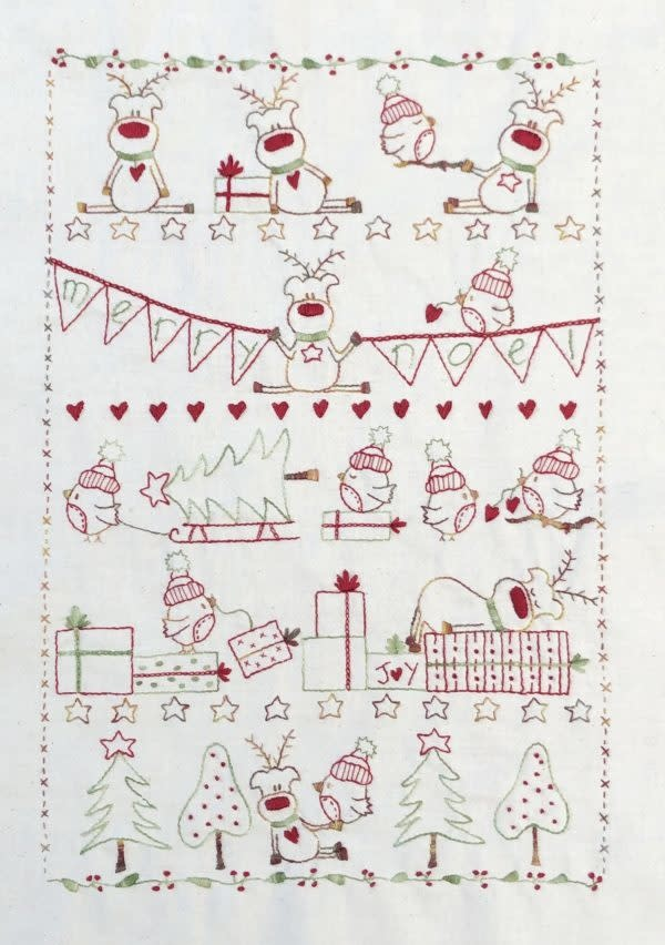 Fig 'n' Berry Creations A Robins Tale - Pattern