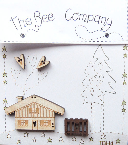 The Bee Company Chalet - TBH4