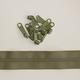 RinskeStevens Baggy Zipper Large - Groen