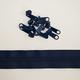 RinskeStevens Baggy Zipper Large - Donker Blauw