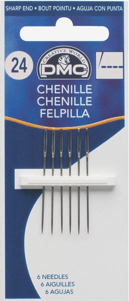 DMC CHENILLE NEEDLE N°24 - 17685