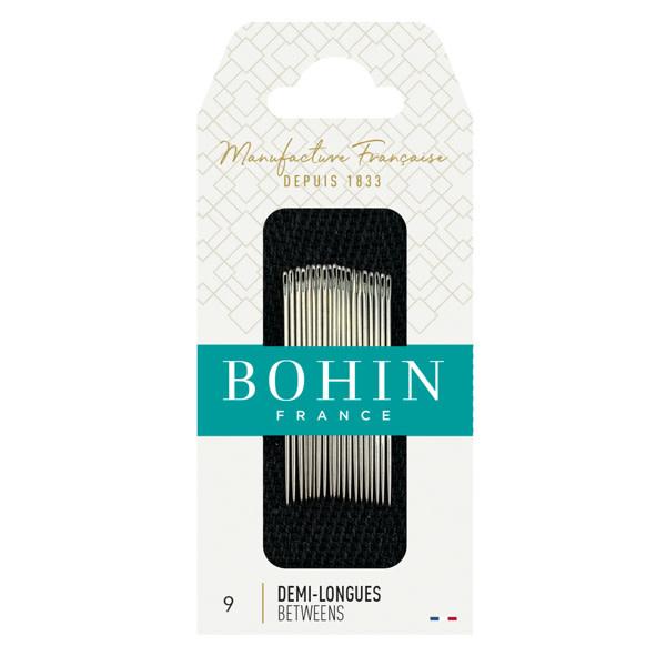 Bohin QUILT NAALDEN BETWEENS Nr 9 - BOHIN