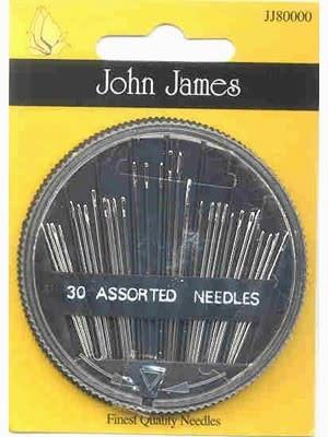 John James 30 Geassorteerde Naalden - John James