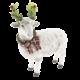 clayre&eef Decoratie schaap - 6PR2393