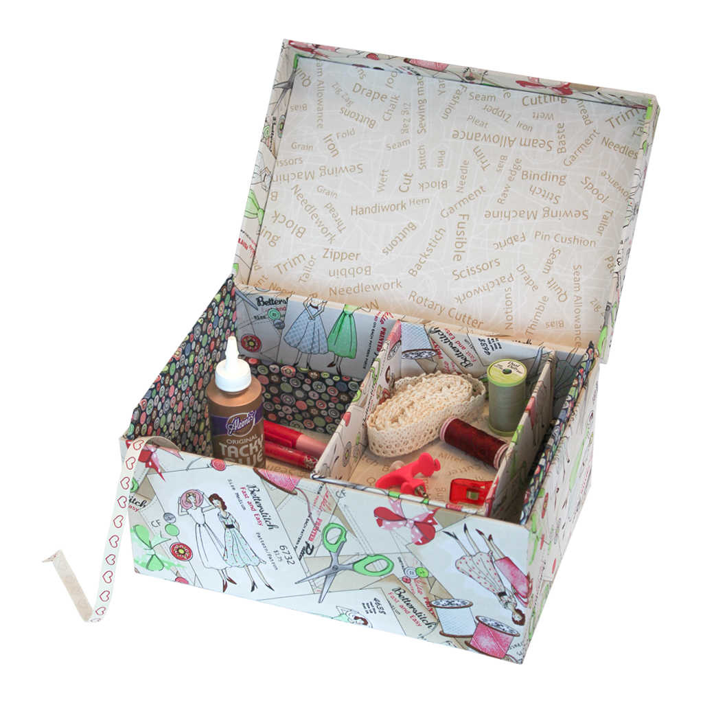 RinskeStevens Big sewing box