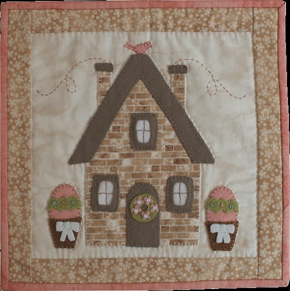 RinskeStevens Cosy Cottage Block of the Month - April