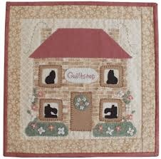 RinskeStevens Cosy Cottage Block of the Month - May