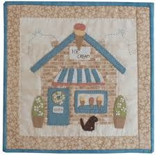 RinskeStevens Cosy Cottage Block of the Month - July
