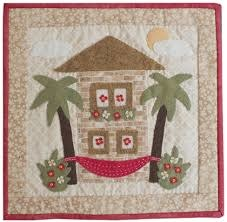RinskeStevens Cosy Cottage Block of the Month - August