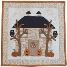 RinskeStevens Cosy Cottage Block of the Month - October
