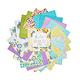 Benartex Butterfly Garden 5x5 Pack - Benartex
