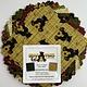 Benartex Bear Paws 5x5 Pack - Benartex