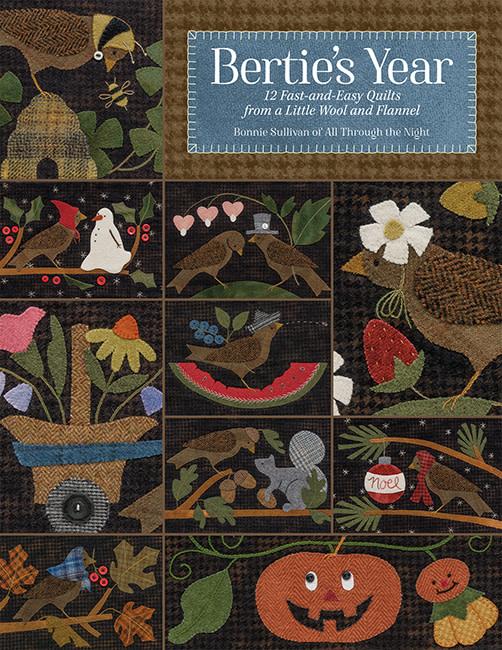 Bertie's Year  by Bonnie Sullivan - Voorinschrijving