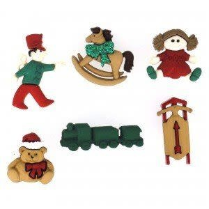 Dress It Up Christmas Toys