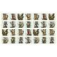 Eliesabeth's Studio BEAUTIFUL BIRDS - NEW PANEL CREAM