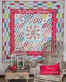 Quiltmania A Ladies Garden - Karen Cunningham
