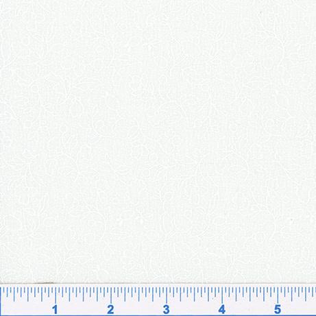 Diversen Classic Tone on Tone White on White - 21677