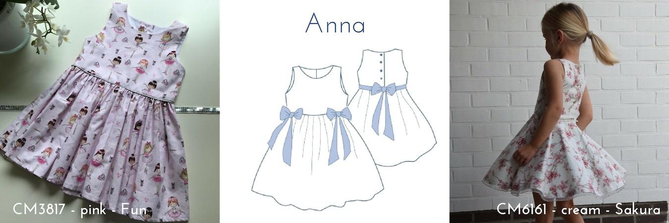 Diversen Anna - Pattern