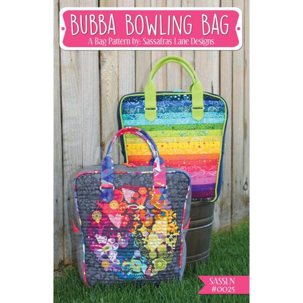 Sassafras Lane Bubba Bowling Bag, Pattern