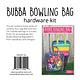 Sassafras Lane Bubba Bowling Bag Hardware Kit
