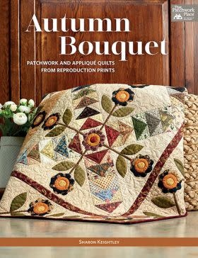 Martingale Autumn Bouquet, by Sharon Keightley