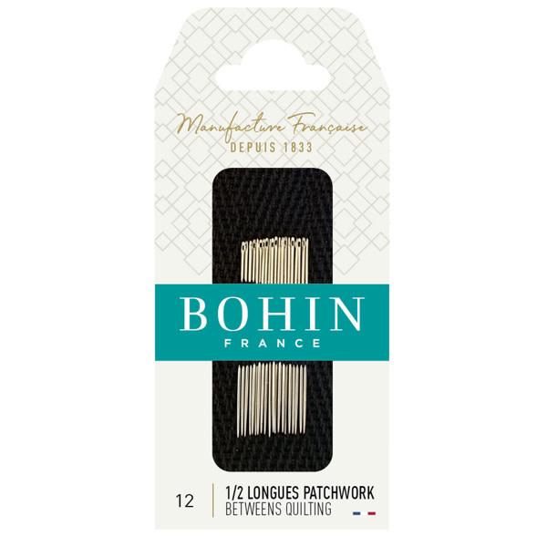 Bohin Bohin 12 Appliquer Longues