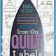 C&T Best Ever Iron-On Quilt Labels