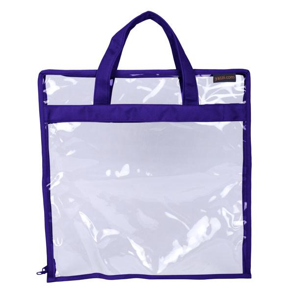 Yazzi Block Carry Case -Purple