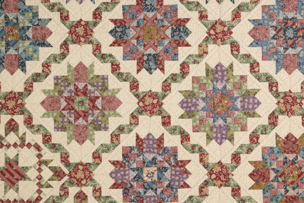 marcus fabrics A Ribbon Runs Through It - VOORINSCHRIJVING