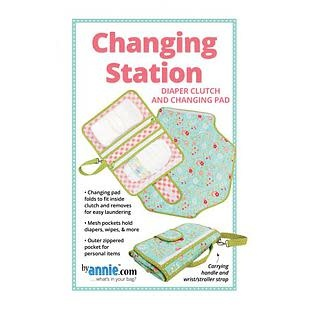By Annie Changing Station Baby bag