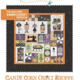 KimberBell Candy Corn Quilt Shoppe (Embroidery CD version)