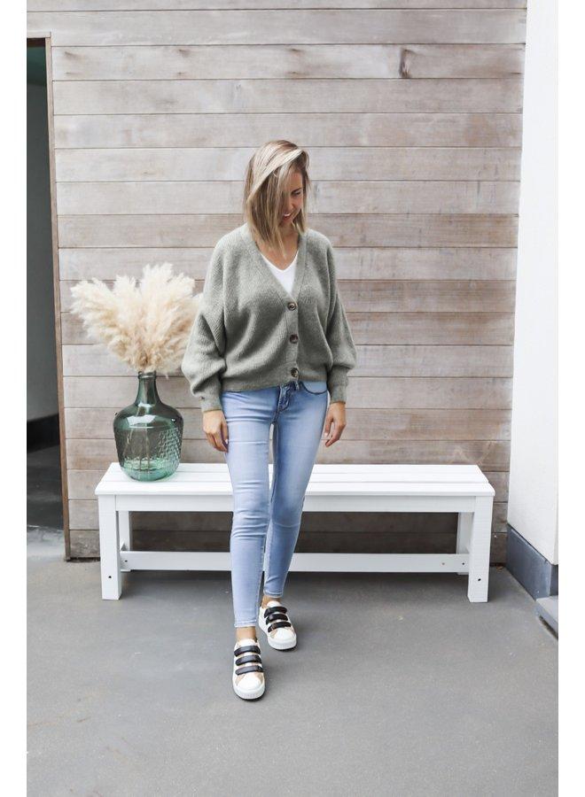Skinny Jeans Pale Blue