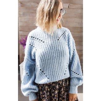 Yaspowda knit