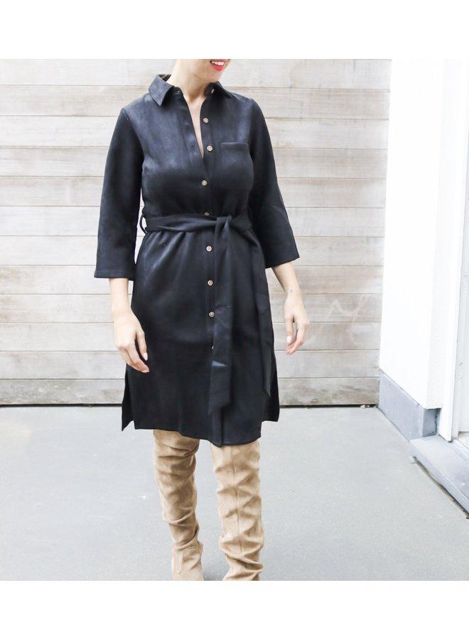 Gullis suede dress