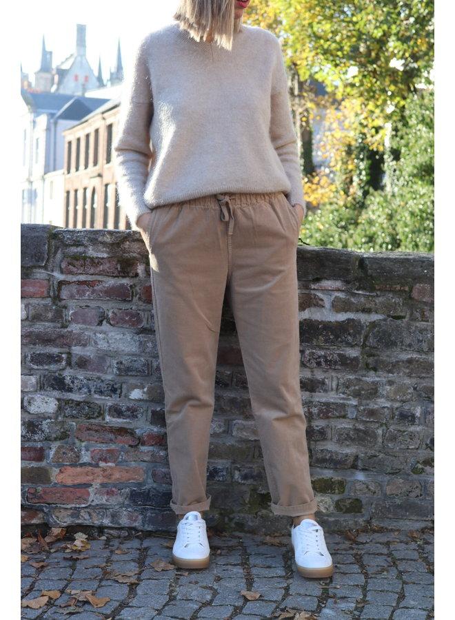 Pants Gaspar beige