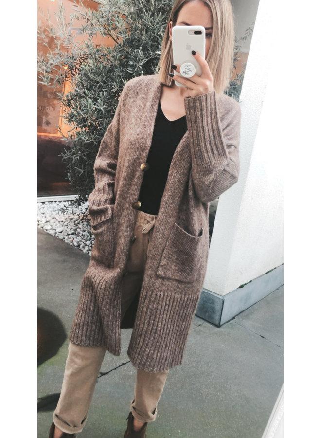 Yasharvey long knit M/L