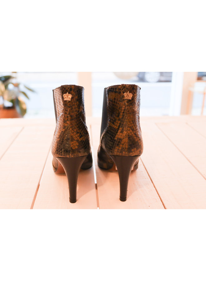 Snake boots Maison Auguste maat 36