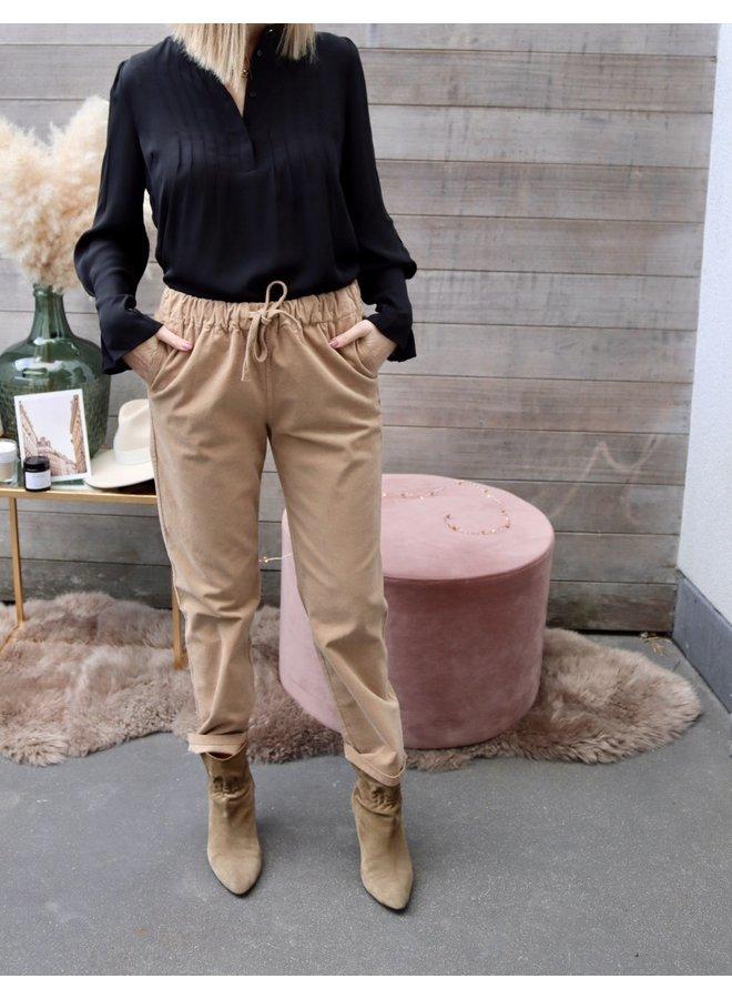 Black blouse Slflivia