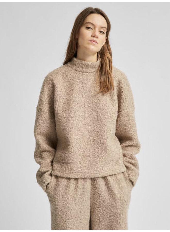 Teddy tiger eye sweater