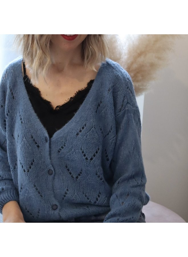 Knit Philippe blue