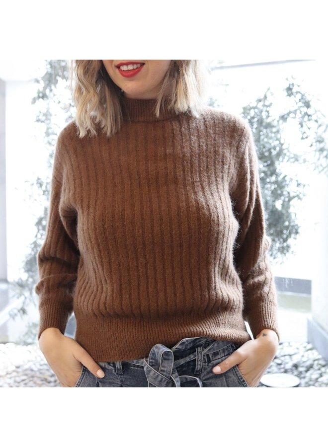 Knit Juliette chocolate