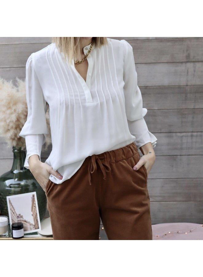 White blouse Slflivia