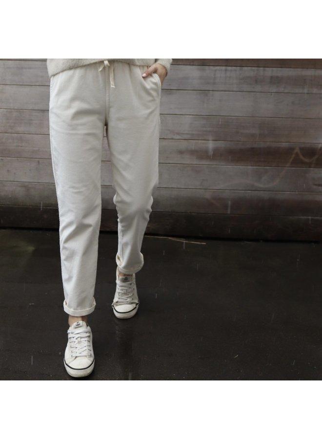 Pants Gaspar cream