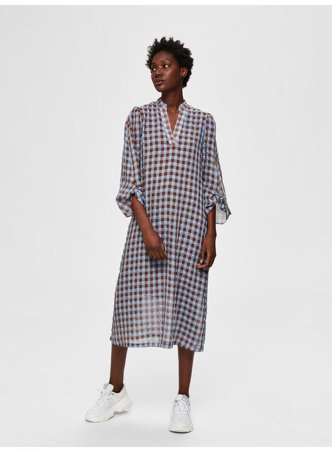 Slfsara ankle dress