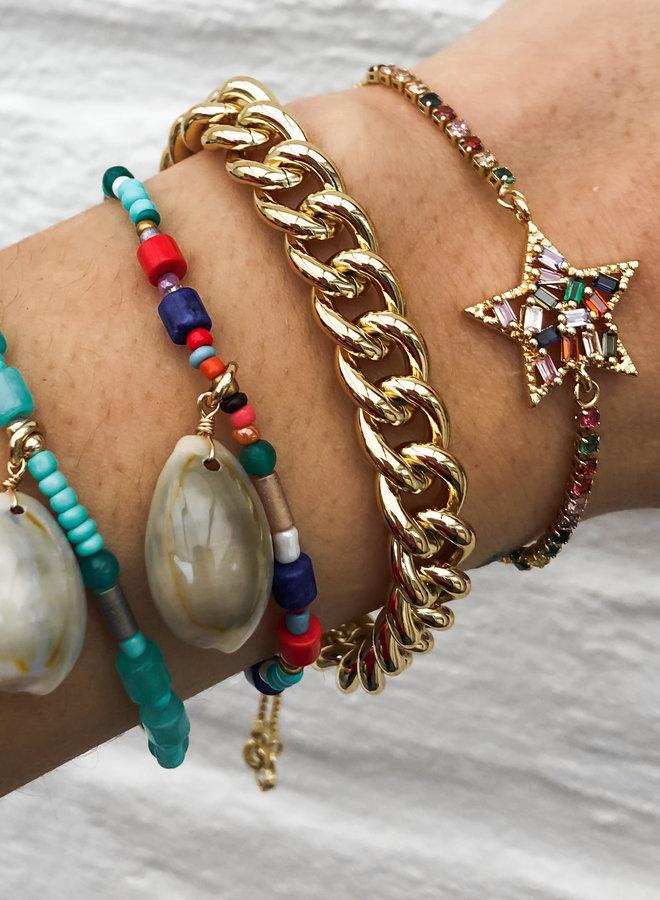 Bracelet small chains
