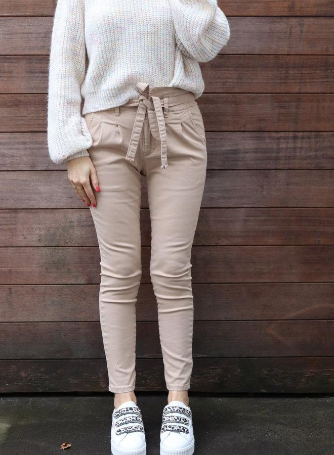 Paperbag beige