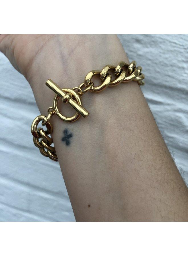 Bracelet big chains