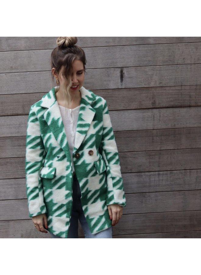Coat Alex green